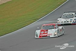 #02 CGR Grand Am Lexus Riley: Jimmy Morales, Luis Diaz