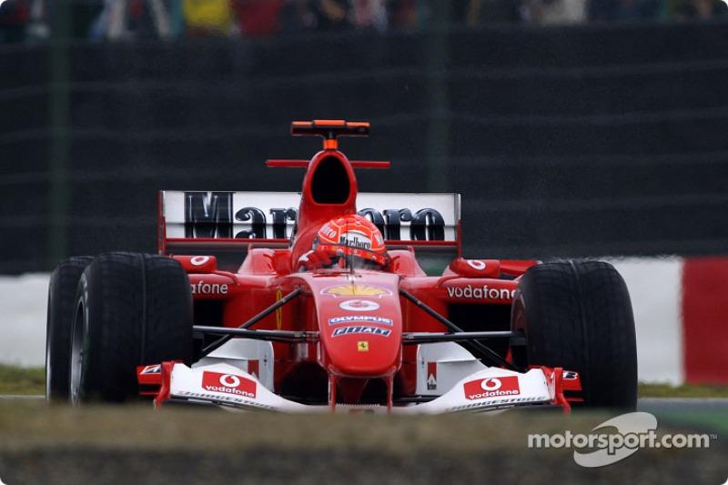 2004 Japán GP - Ferrari F2004