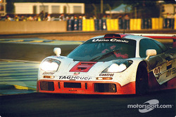 #30 West Competition, McLaren F1 GTR: John Nielsen, Thomas Bscher, Peter Kox