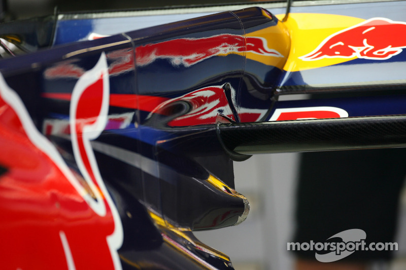 Red Bull F-Duct