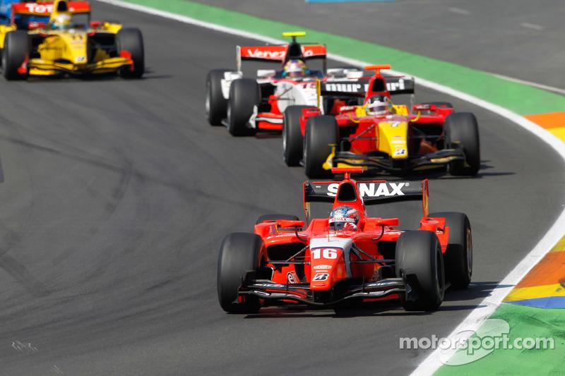 Charles Pic rijdt voor Dani Clos en Pastor Maldonado