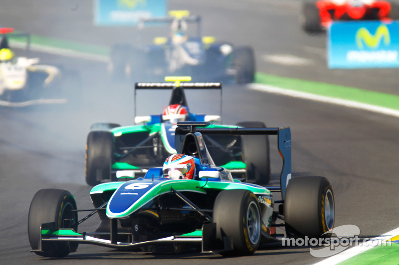 Daniel Morad rijdt voor Ivan Lukashevich