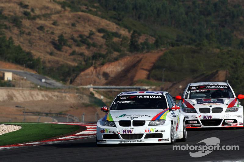 Colin Turkington, eBay Motors/WSR, BMW 320si