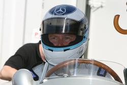 1954 Mercedes-Benz W196: Mika Hakkinen