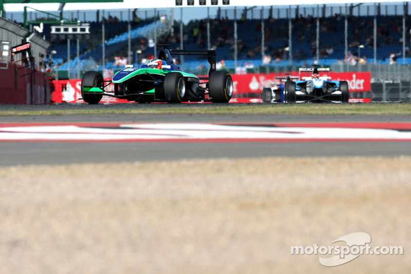 Daniel Morad rijdt voor Mirko Bortolotti