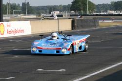 #10 Lola T290 1972: Neil Primrose, David Gathercole, Lorraine Gathercole