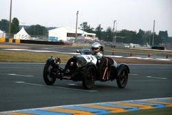 #31 BNC 53 Sport 1929:Nicolas Dherbecourt, Vincent Le Besne, Dominique Rouaud