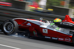 Alexander Sims, ART Grand Prix Dallara F308 Mercedes