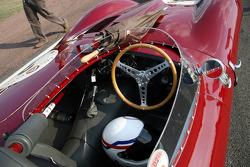 #2 Jaguar D Type 1955: Hadfield, Schryver, Maybury