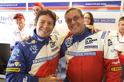 Thomas Erdos and Mike Newton