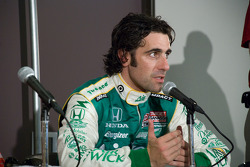 Press conference: Dario Franchitti, Target Chip Ganassi Racing