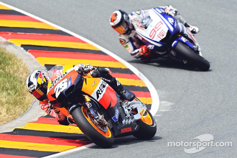 2010: segundo subcampeonato de MotoGP