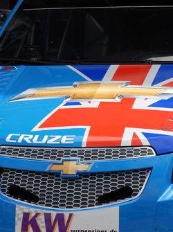 Rob Huff's Chevrolet Cruze