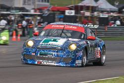 #63 TRG Porsche 911 GT3 Cup: Henri Richard, Andy Lally