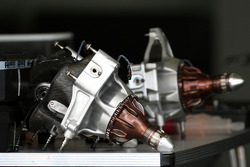Williams F1 Team brake system