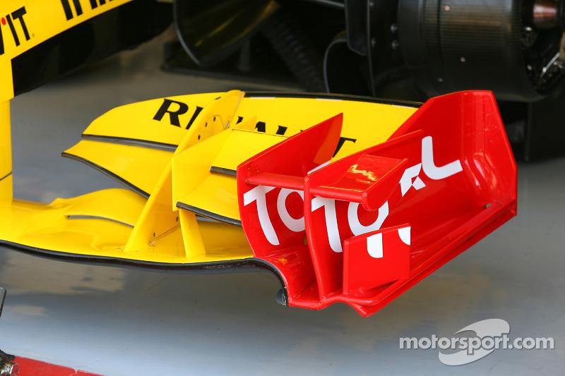 Renault voorvleugel