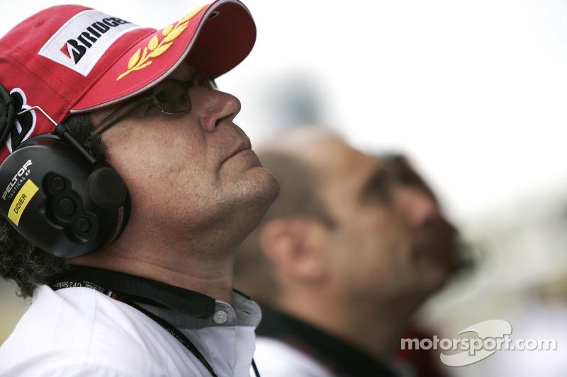 Didier Perrin, directeur technique des GP2 Series