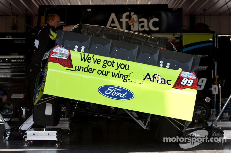Auto van Carl Edwards, Roush Fenway Racing Ford