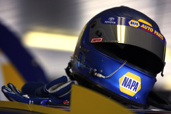 Casque de Martin Truex Jr., Michael Waltrip Racing Toyota