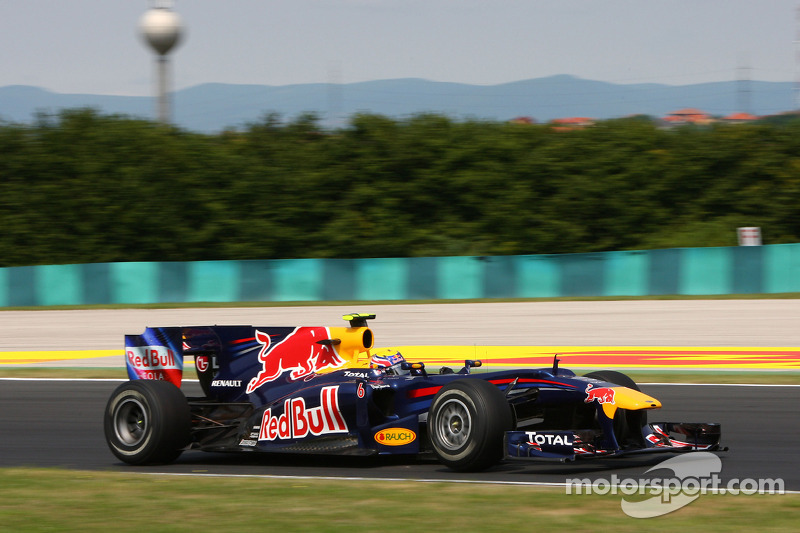 2010: Mark Webber, Red Bull-Renault RB6