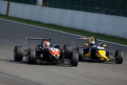 Jean-Eric Vergne and Felipe Nasr