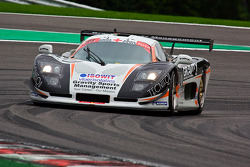#81 Gravity International Mosler MT 900 GTN: Romain Grosjean, Vincent Radermecker, Diego Alessi, Ron Marchal