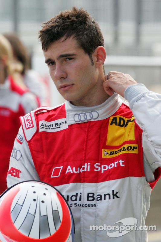 Miguel Molina Audi Sport Team Abt Audi A4 DTM