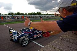 Jean-Eric Vergne wint