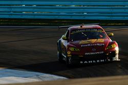 #42 Team Sahlen Mazda RX-8: Will Nonnamaker, Joe Sahlen