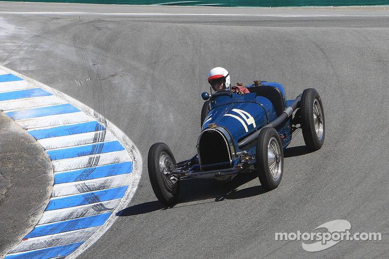 Charles McCabe,1934 Bugatti Type 59