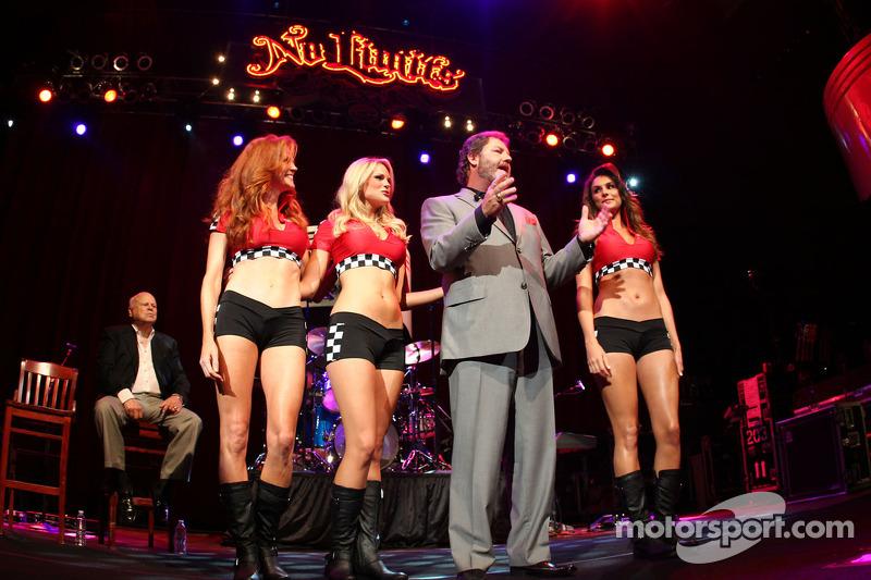 Eddie Gossage, President of Texas Motor Speedway and