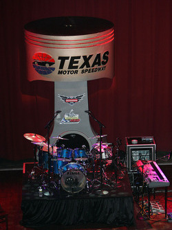 Stage is set for Texas Motor Speedway's announcement for the 2010-2011 season