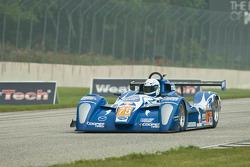 #75 BERG Racing: John Weisberg
