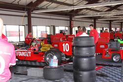 Ambiance de garage