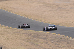 J.R. Hildebrand, Dreyer & Reinbold Racing, Milka Duno, Dale Coyne Racing