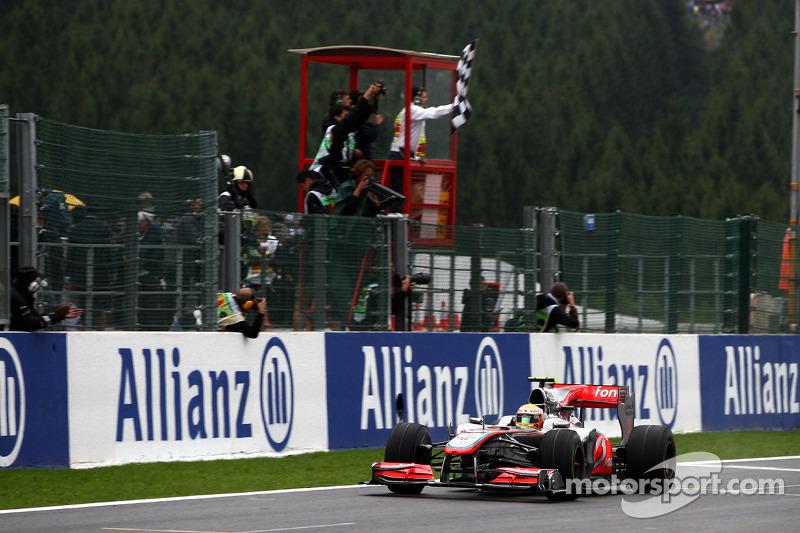2010. Переможець: Льюіс Хемілтон, McLaren-Mercedes
