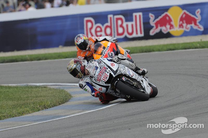2010 рік, Гран Прі Індіанаполісу
