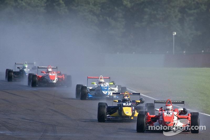 Daisuke Nakajima rijdt voor Jean-Eric Vergne