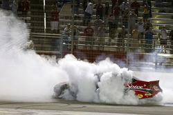 Race winnaar Tony Stewart, Stewart-Haas Racing Chevrolet