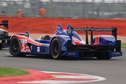 #5 Beechdean Mansell Ginetta-Zytek 09S: Leo Mansell, Greg Mansell, Nigel Mansell