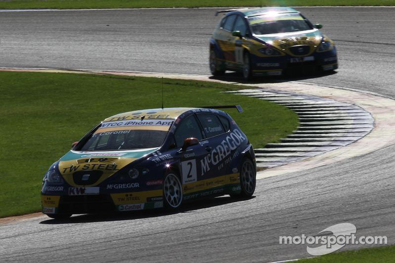 Tom Coronel, SR-Sport, Seat Leon 2.0 TDI