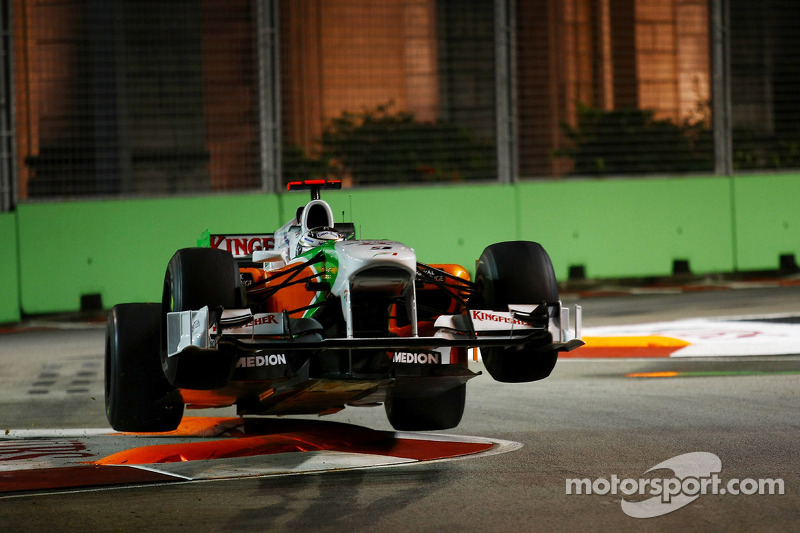 24 сентября 2010. Гран При Сингапура