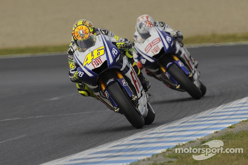 Motegi 2010 - Otro duelo épico con Jorge Lorenzo