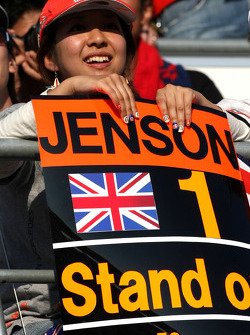 Japanse fan