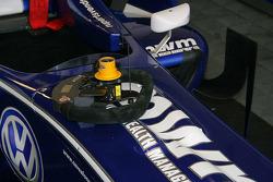 Rupert Svendsen-Cook's car