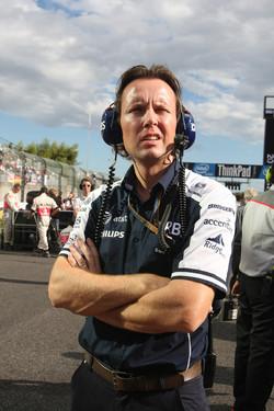 Sam Michael joins McLaren