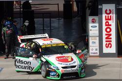 Wilson Security Racing garage