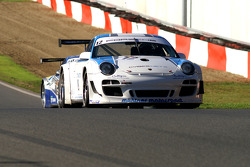 #12 Muehlner Motorsport Porsche 911 GT3 R: Armand Furnal, Jérome Thiry