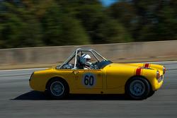#60 '66 MG Midget: Jack Cassingham