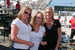 Katie Stallings, Mandy St. Clair, and Tonya Black